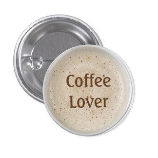 Amant de café badge