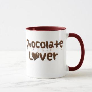 Amant de chocolat mug