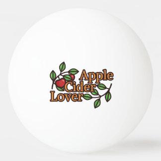 Amant de cidre d'Apple Balle Tennis De Table