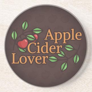 Amant de cidre d'Apple Dessous De Verres