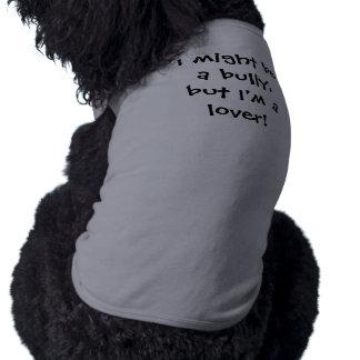 Amant de despote - races de despote t-shirt pour chien
