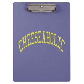 Amant de fromage de Cheeseaholic - couleur bleue