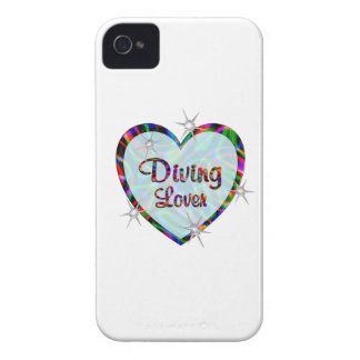 Amant de plongée coques iPhone 4