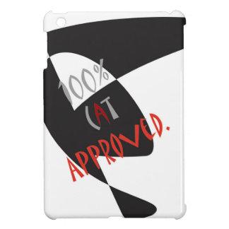 Amants approuvés de chats de chatons de Kitty de Coque iPad Mini