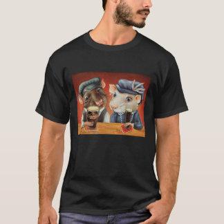 Amants de bière t-shirt