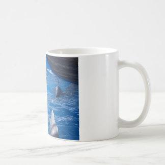 Amants de dauphins mug