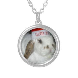 amants de lapin colliers personnalisés