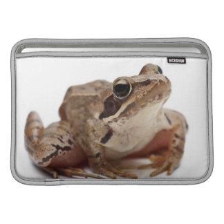 Amarrez la grenouille - arvalis de Rana Poches Pour Macbook Air