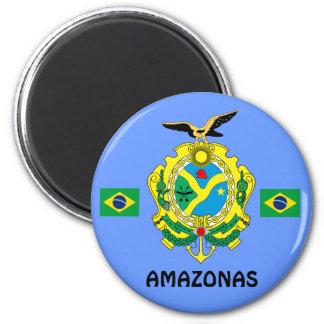 Amazonas, aimant Imå DAS Amazonas d'état du Brésil