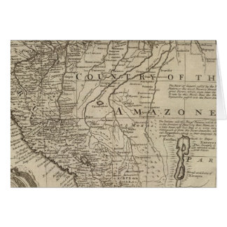 Amazone au Pérou Cartes