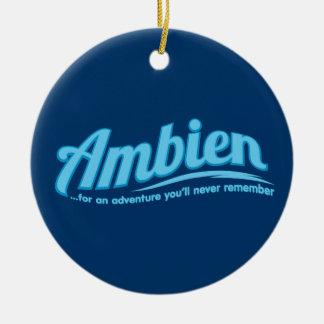 Ambien : Pour une aventure vous ne vous rappellere Décorations De Noël