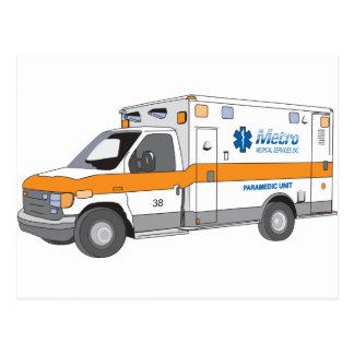 Ambulance Cartes Postales