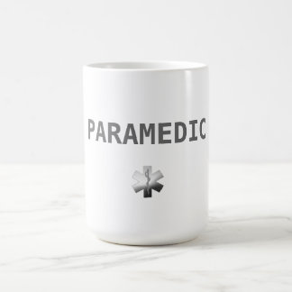 Ambulance de l'INFIRMIER EMT SME de thé de tasse