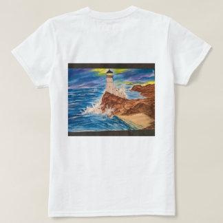 Âme pour empaqueter le T-shirt de phare
