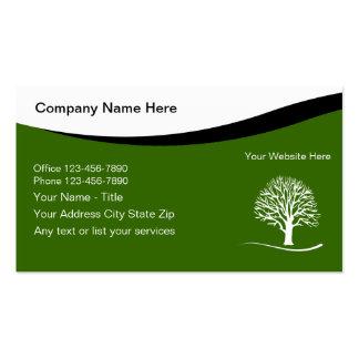 Aménagement des cartes de visite carte de visite standard