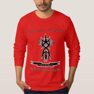 Amende américaine Jersey de l'habillement des T-shirt