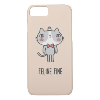 Amende féline coque iPhone 7