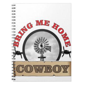 amenez-moi le cowboy de hojme carnet