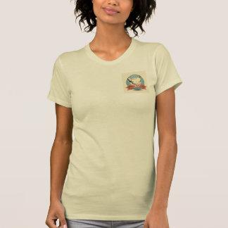 Amer des femmes de Whisperer de poulet. T-shirt