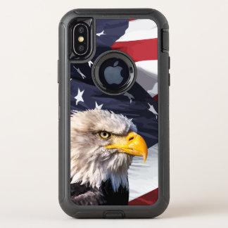 Américain americana Eagle de thème