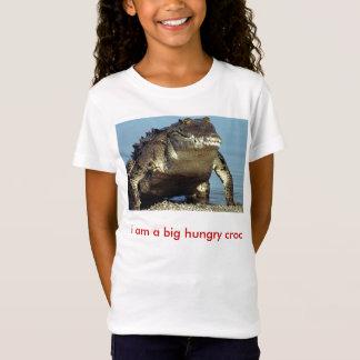 américain-crocodile T-Shirt