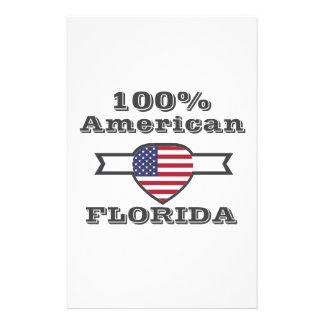 Américain de 100%, la Floride Papeterie