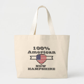 Américain de 100%, New Hampshire Grand Sac