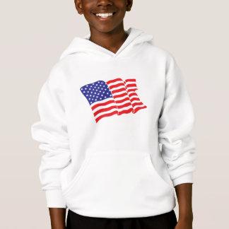 Américain-Drapeau Etats-Unis