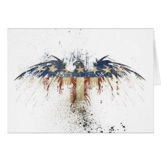 Américain Eagle Cartes