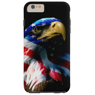 Américain patriote Eagle Coque iPhone 6 Plus Tough
