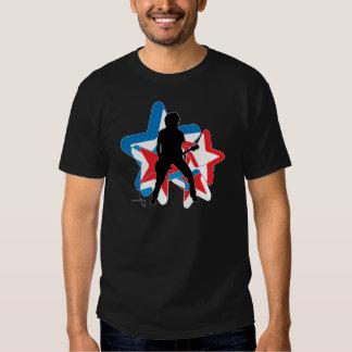 Américain Rockstar T-shirts