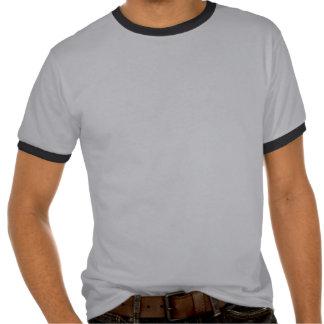 Américain serbe fier t-shirt