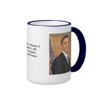 Americana :  La politique Mug Ringer