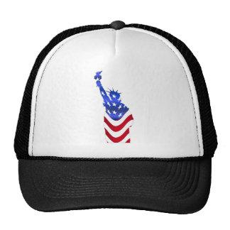 Amérique-liberté Casquettes
