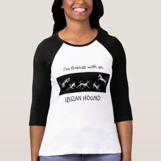 Ami de chien d'Ibizan T-shirt