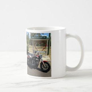 Ami de mari de ruelle d'amants de Harley Davidson Mug Blanc