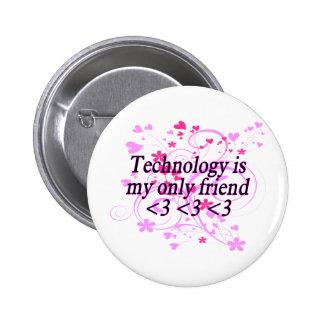Ami de technologie badges