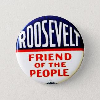 Ami des personnes - bouton badge