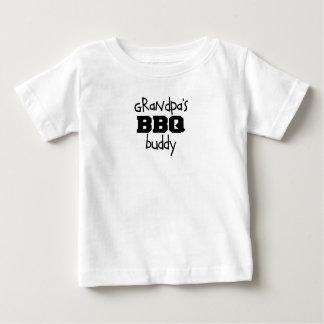 Ami du BBQ du grand-papa T-shirt Pour Bébé