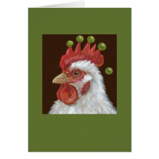 Ami la carte de coq