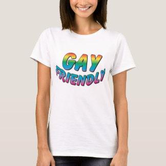 Amical gai t-shirt