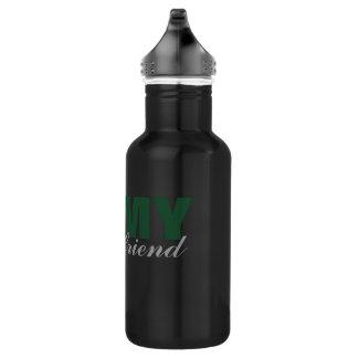 Amie d'armée bouteille d'eau