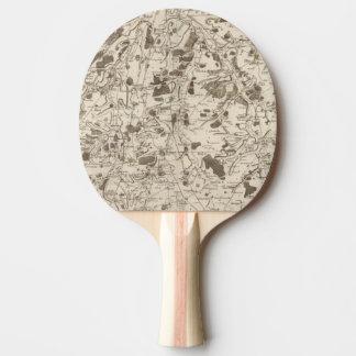 Amiens Raquette De Ping Pong