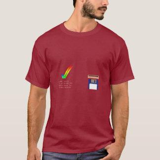 Amiga démarrent le T-shirt 3,1 (de 40,070)