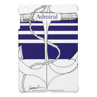 amiral de marine, fernandes élégants coques iPad mini