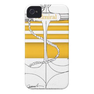 amiral d'or, fernandes élégants coques Case-Mate iPhone 4