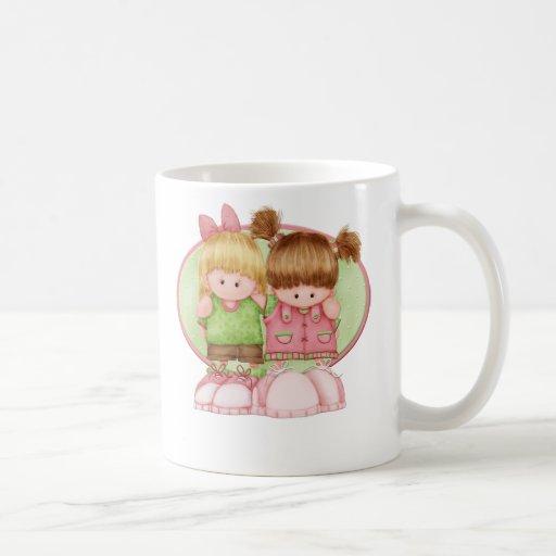 Amis de Caneca Tasse À Café
