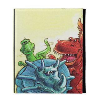Amis de dinosaure coques iPad