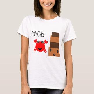 Amis de gâteau de crabe t-shirt
