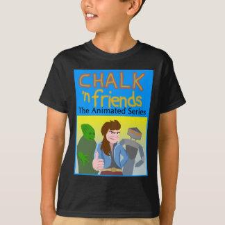 "Amis de la craie ""n"" - T-shirt"